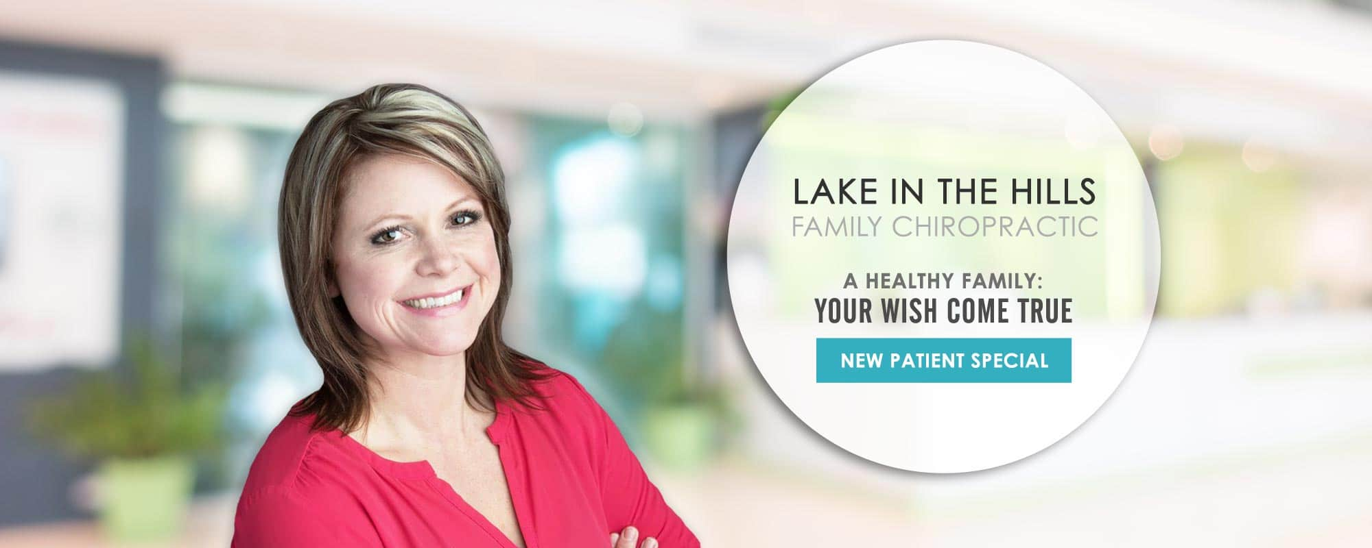 Chiropractor Lake in the Hills IL Dr. Elizabeth Eyles